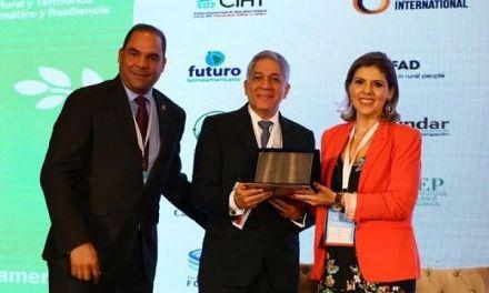 País recibe un premio regional en Argentina