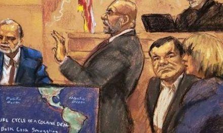 Juicio a El Chapo desnuda excesos