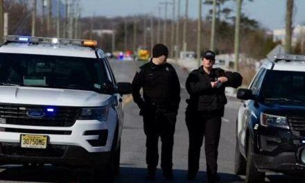 Concluye el tiroteo con rehenes en oficina postal de Nueva Jersey