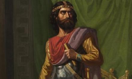 El rey que odiaba a los judíos pero amaba los eclipses