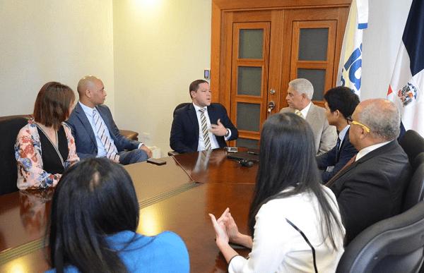 Indotel, Huawei y Ayuntamiento de San Cristóbal firman Memorándum y acuerdo de cooperación tecnológica