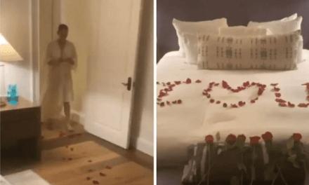 Noche de pasión entre Alex Rodríguez que pidió matrimonio a Jennifer López