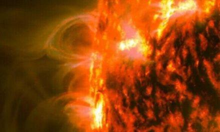 Lluvia inesperada en sol une dos misterios solares