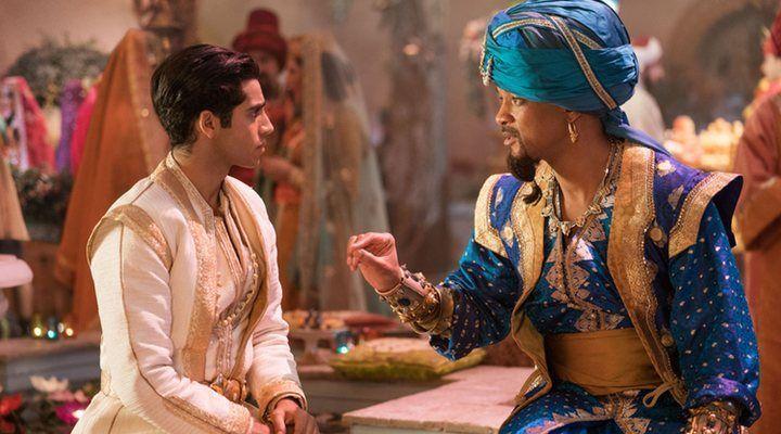 Will Smith: «Que te llamen para hacer del Genio en 'Aladdín' es como si te llaman para hacer de Al Pacino en 'El Padrino'»
