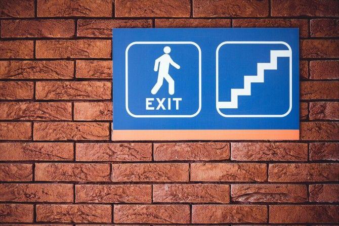 ¿Influye tu peso en tus posibilidades de sobrevivir a la evacuación de un edificio?