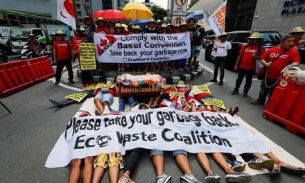 Filipinas veta los viajes de altos cargos a Canadá por disputa de la basura