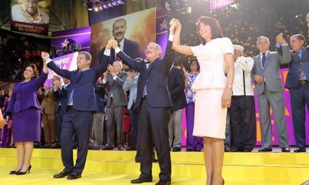 Los peledeístas muestran sus músculos para batalla electoral
