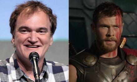 Tarantino revela su película preferida de Marvel… y tiene mucho sentido