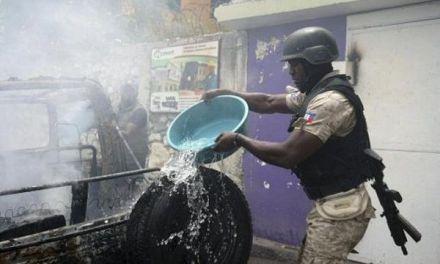 Capital haitiana trata recobrar normalidad mientras se anuncian más protestas
