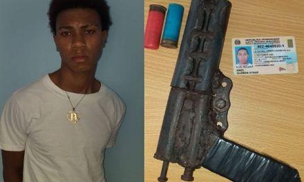 Policía Nacional localiza y captura joven que amenazó de muerte miembros de la institución a través de Facebook