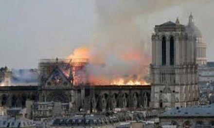 Parlamento francés aprueba  ley para la restauración de Notre Dame
