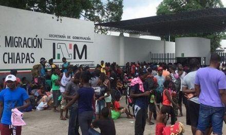 México atenderá a migrantes africanos y haitianos