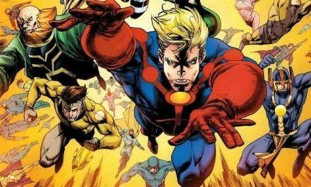 'Eternals': Marvel revela el primer vistazo a los protagonistas con este 'concept-art'