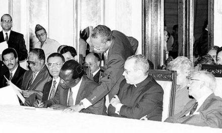25 años del Pacto por la Democracia