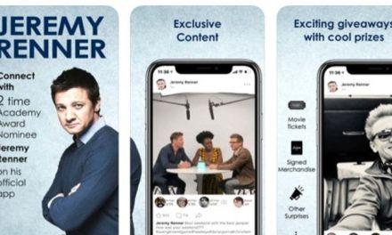 Jeremy Renner cierra su app personal para smartphones por culpa de los trolls