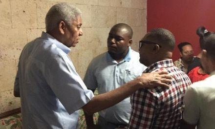 Los coquitos del sector Moscu y Movimiento 365 de canastica manifiestan apoyo al Alcalde Nelson Guillén