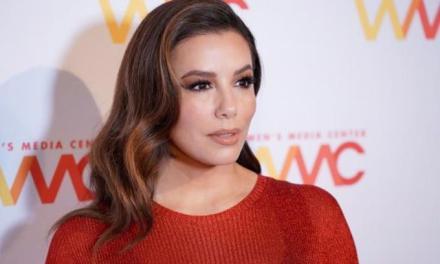 Eva Longoria dice que latinos son representados de forma «muy limitada» en EEUU