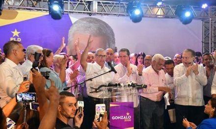 Gonzalo, en 66 días ganó una candidatura