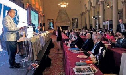 RD denuncia cierre de programa en la asamblea de la SIP