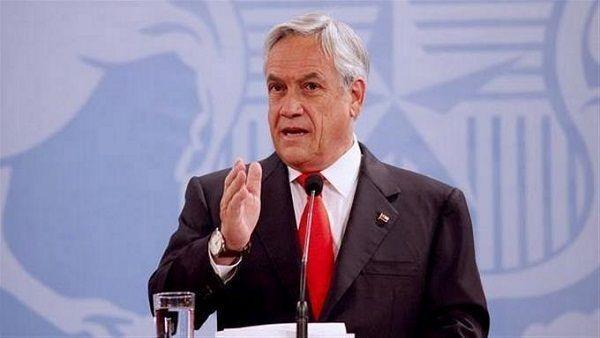 Piñera anuncia medidas para reforzar el orden público