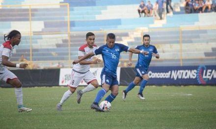 La selección dominicana cae 2-0 en visita a El Salvador