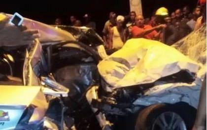 Mueren diez personas en accidentes viales