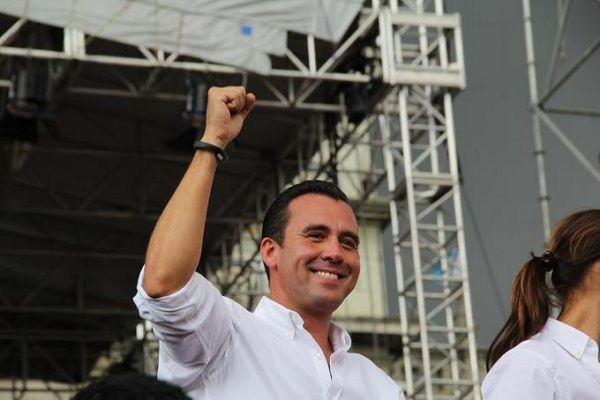 EEUU coloca en lista negra a exministro guatemalteco