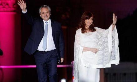 El peronista Alberto Fernández asumió la Presidencia de Argentina