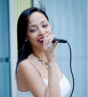 Jessica Medina inspirada en raíces