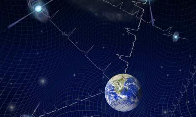 ¿Está el universo lleno de arrugas en el espacio-tiempo?