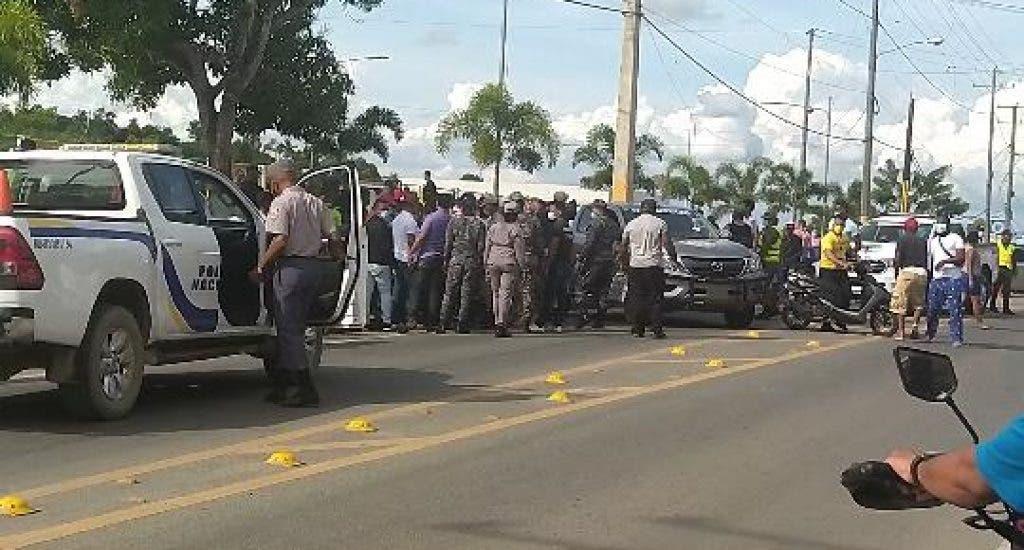 Desconocidos matan hombre a tiros en Cotuí