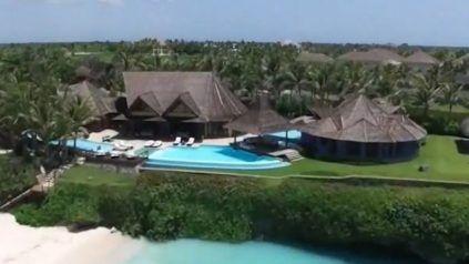 Las lujosas vacaciones de Peña Nieto en Punta Cana: se hospedó en villa de US$8,000 la noche