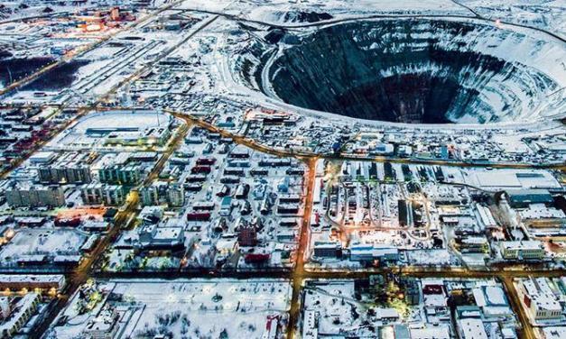 El agujero del fin del mundo