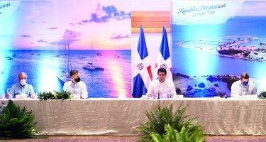 Collado pasa balance a la situación del turismo junto al sector hotelero