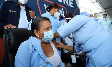 El proceso de vacunación arranca con buen pie