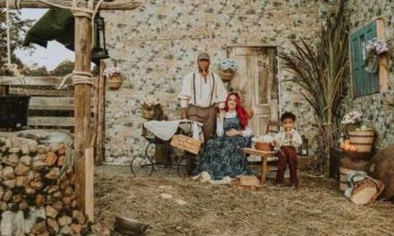Karen Yapoort y Edwin Encarnación serán padres nuevamente