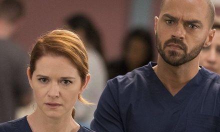 'Anatomía de Grey': Sarah Drew (April) regresa en la temporada 17