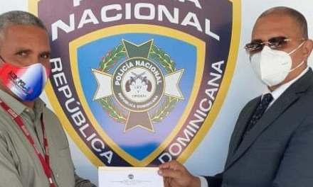 Designan al periodista Winston Hernández como vocero de la Policía en La Vega