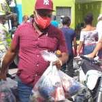 Gobernación de San Cristóbal reparte más 4 mil raciones alimenticias