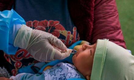 Salud ha aplicado 11,919 vacunas contra la difteria