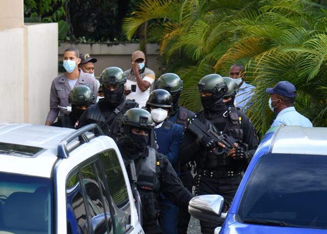 Un año de prisión preventiva contra el coronel Maríñez por muerte de Elizabeth y Joel