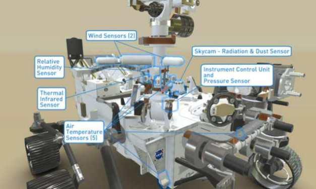 MEDA envía el primer informe meteorológico desde el cráter Jezero en Marte