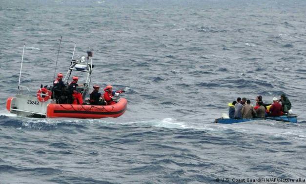 Estados Unidos alerta sobre aumento de «migración ilegal» de balseros cubanos