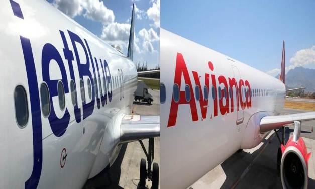 Vuelos a RD, en pleno auge: Avianca y JetBlue aumentan operaciones