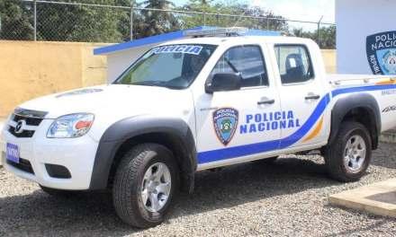 Policía niega que desconocidos robaran vehículo de la Dirección Regional Cibao Central