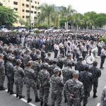Presidente prometió en campaña reformar la PN y disminuir delitos