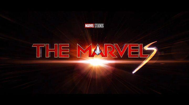 Por qué 'Capitana Marvel 2' ahora se llama 'The Marvels' y tiene ese logo tan extraño