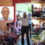 "Ing. Oscar Medina ""El Profe"" Continúa Respaldo Aspiraciones Secretaria De Organización Municipal PRM SC."