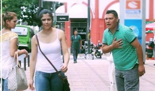 Piropos en la calle son 'violencia sexual'