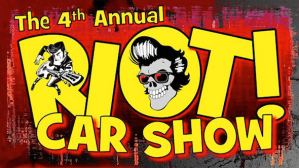 riot car show iron tails saloon el grande the outsiders